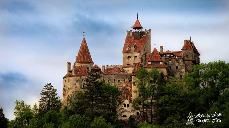 Best castles in Transylvania