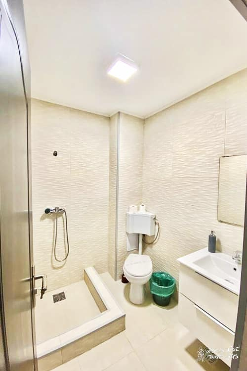 Casa CLB Eforie Nord Accommodation Room Bathroom