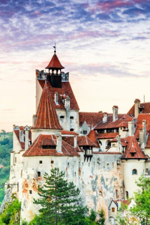 Bran Castle Best castles of Transylvania