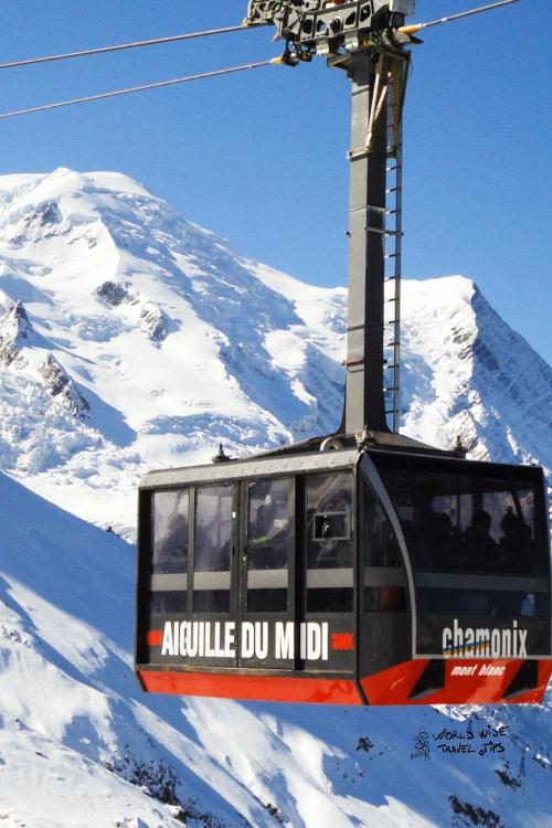 Chamonix Ski Resort France