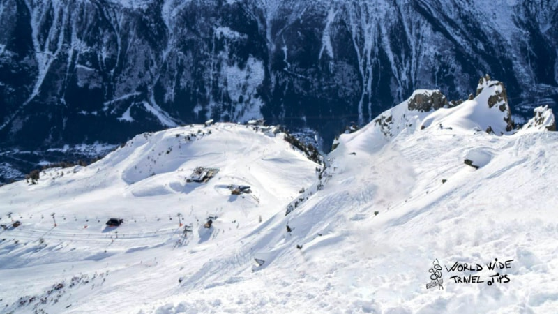 Chamonix France ski resorts