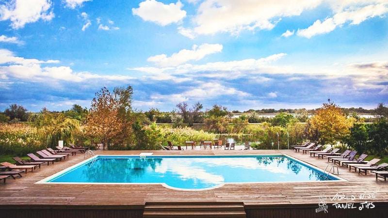 Green Village Danube Delta Pool