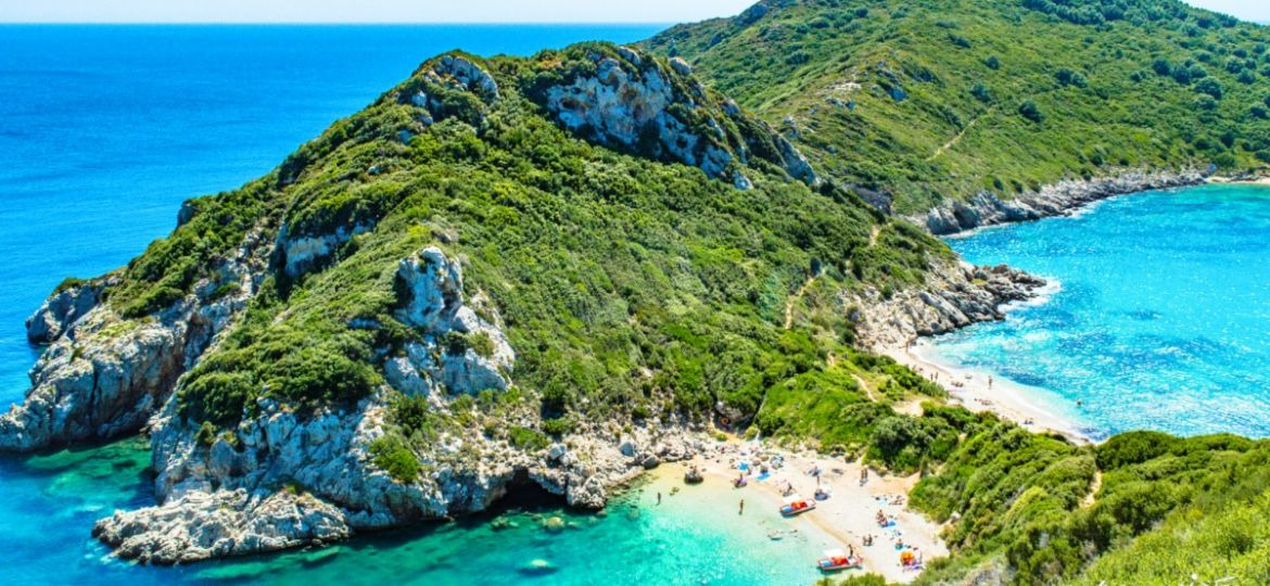 the hottest greek island in October