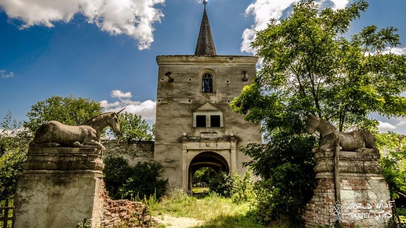 Transylvania Romania castles