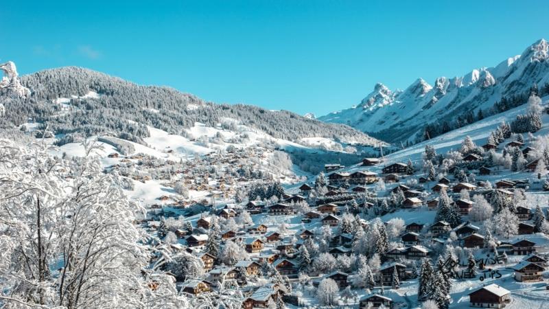 La Clusaz Best Ski in France