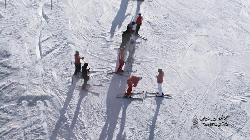 Meribel France Top Ski resort