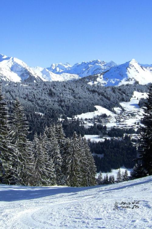 When is ski season in France ski resorts