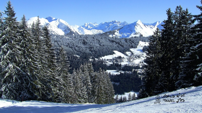 Morzine Ski Resorts in France