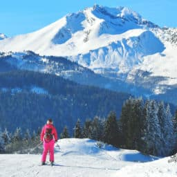 closest french ski resort to drive to from UK