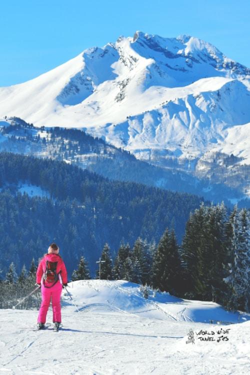 When is ski season in France