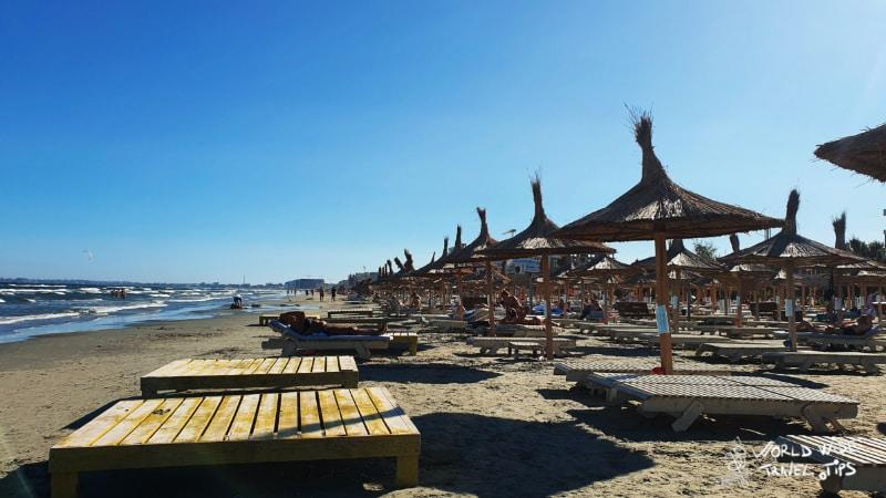 Neptun Beach Romanian Beaches