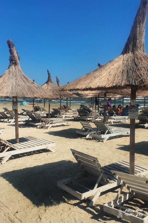 Navodari Beach Romania