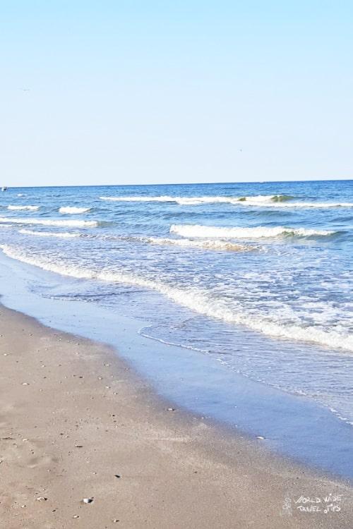 Modern Beach Romania beaches Black Sea Beach