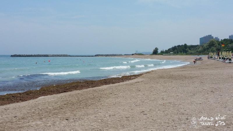 Navodari Beach Romanian Beaches on Black Sea Coast