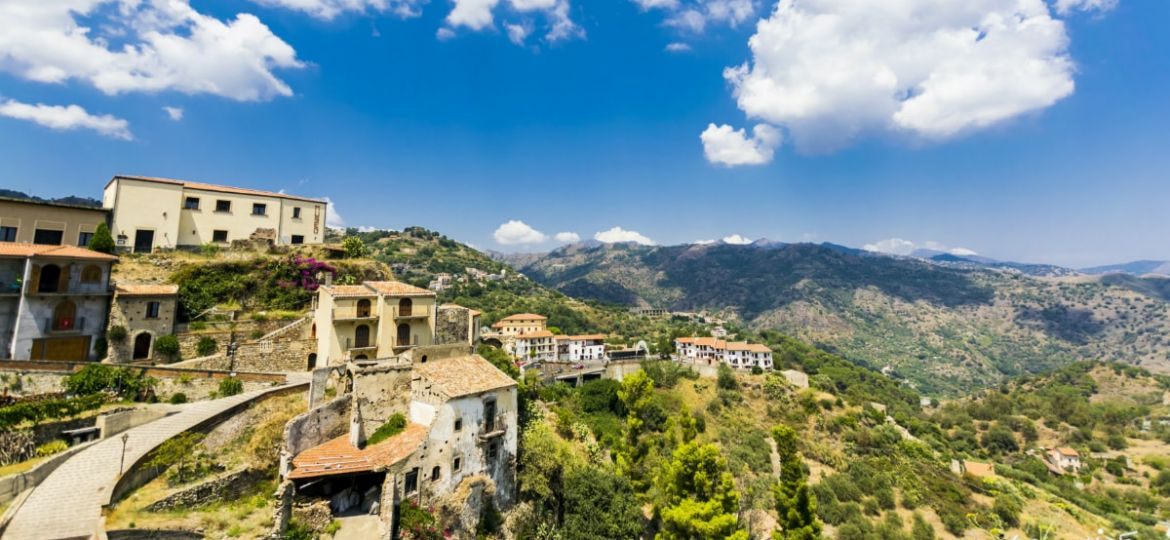 Where is Sicily Italy