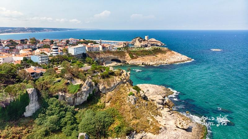 Sile Turkey Black Sea Beaches