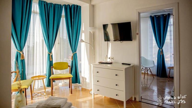 Spot Vama Veche Booking Accommodation