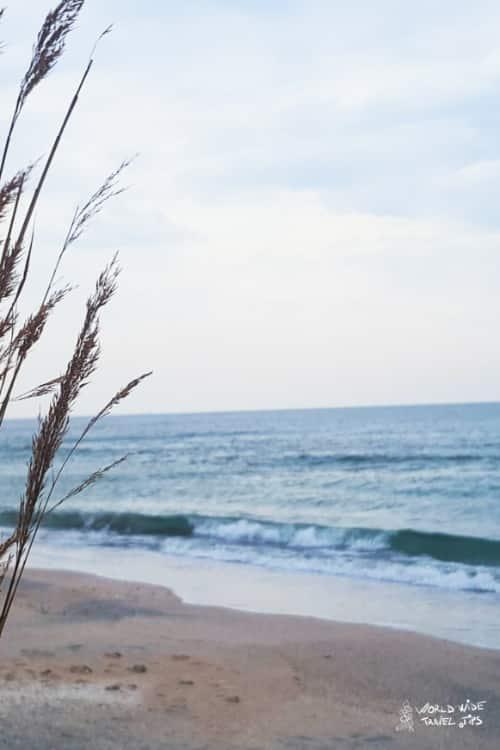 Vadu Beach Black Sea Coast