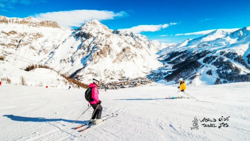 Val d Isere French Ski Resorts in France