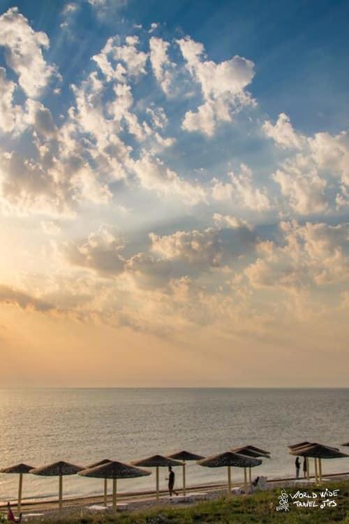 Vama Veche Beach Sunrise