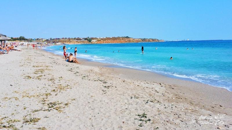Vama veche beach Romania beaches