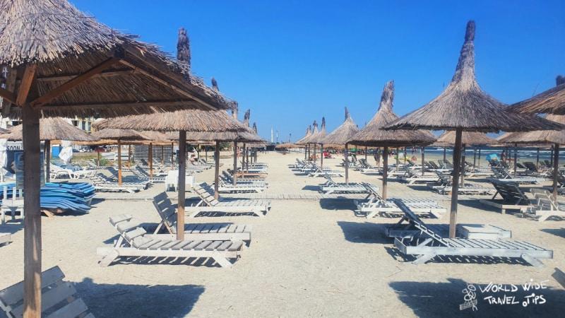Venus Beach Romania Beaches