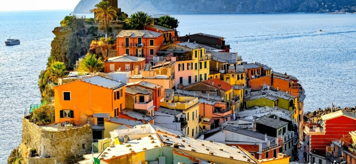 Weather for Cinque Terre Italy