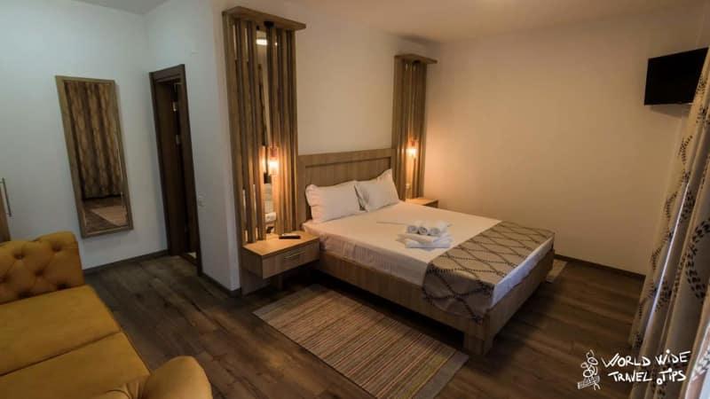 VilaLac Venus Room interior Accommodation
