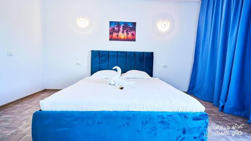 Wait n Sea Tuzla Beach Hotel Room