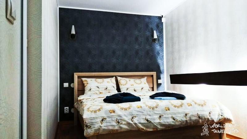 apartament Adda Navodari Beach Room Bed