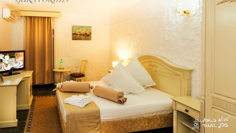 holiday village gura portitei Hotel Room
