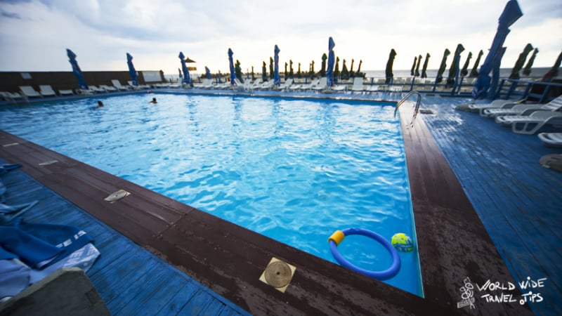 holiday village gura portitei Swimming Pool