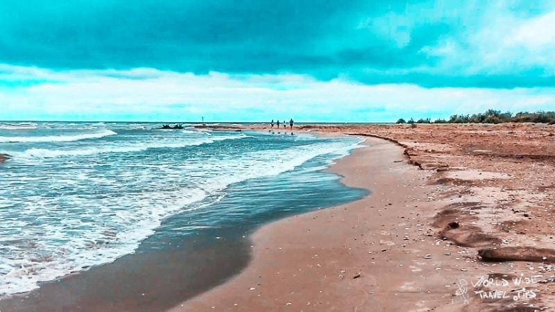 plaja sfantu gheorghe best beach to visit on Black Sea
