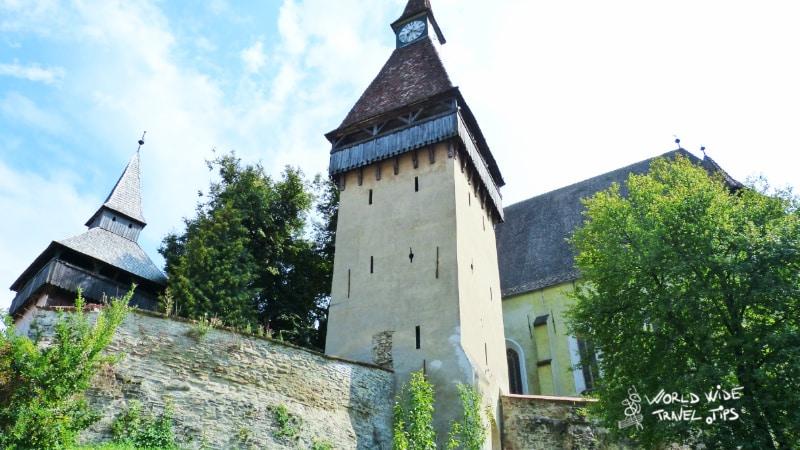 Fortified Churches in Transylvania Romania