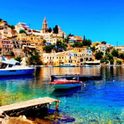 Halki Chalki Greece Symi Island Greek Grece Halki Chalki Greece Symi Island Greek Grece Which Greek islands to visit
