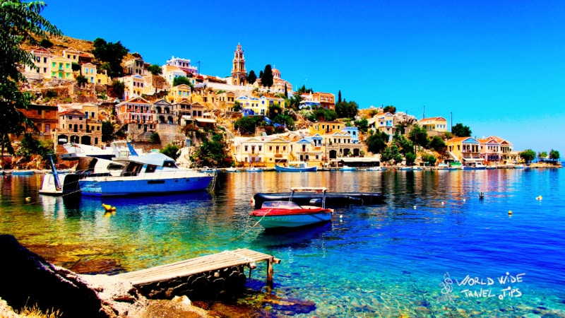 Halki Chalki Greece Symi Island Greek Grece Which Greek islands to visit