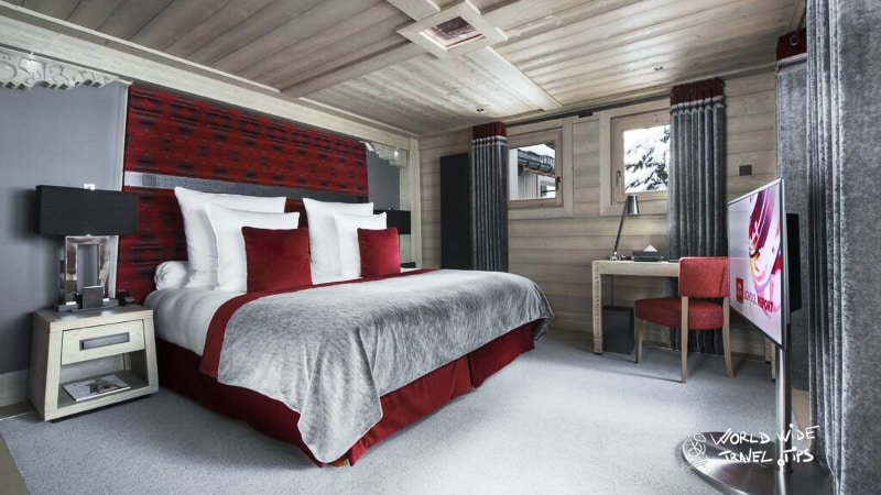 Hotel Le K2 Altitude Courchevel