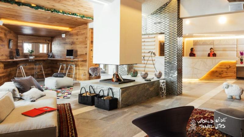 Hotel Pashmina le Refuge Val Thorens France