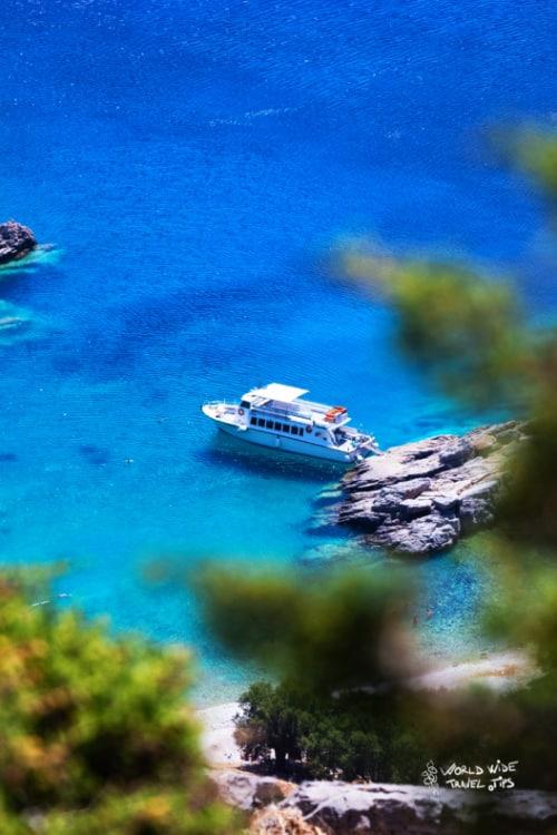 Karpathos Greek Islands with airport (AOK)