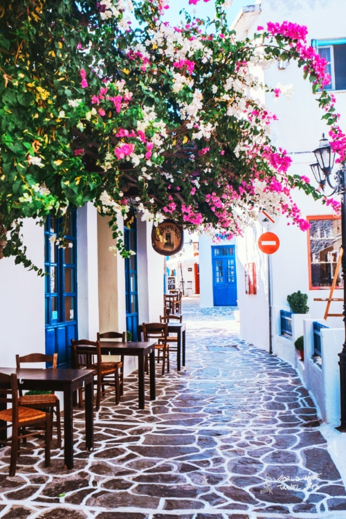 Milos Greece Island with Airport (MLO)