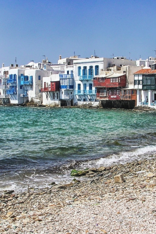 Mykonos Greece Islands Greek