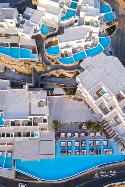 Best accommodation on Mykonos Greek Island Mykonos