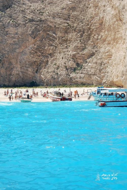 Navagio Beach Zakynthos Greece Beaches Greek Islands