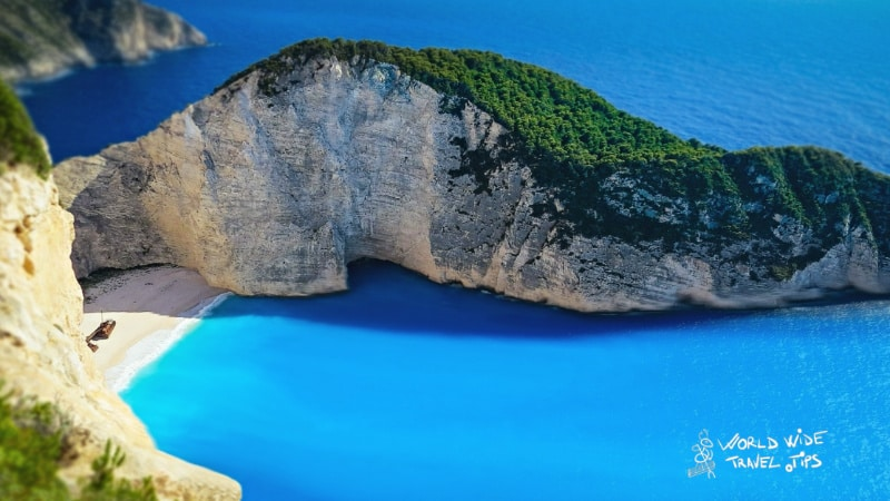 Navagio Beach Zakynthos Best Greek Islands Beaches