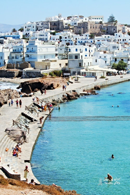 Naxos Greek Island