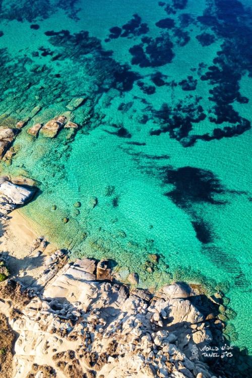 Naxos Greek Island in Greece June