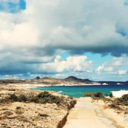 Naxos Island in Greece Weather for Greek islands