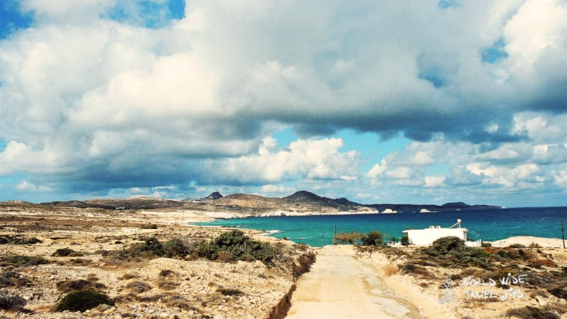 Naxos Island in Greece Weather for Greek islands