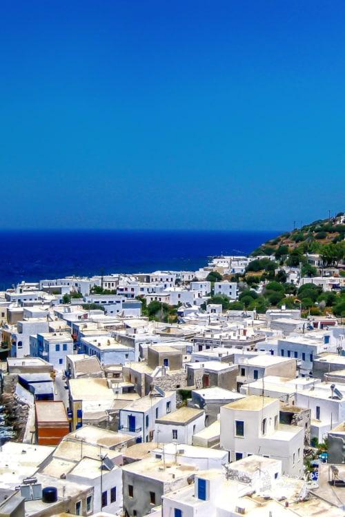 Nisyros Island Greece Greek IIslands with Airports (JSY)