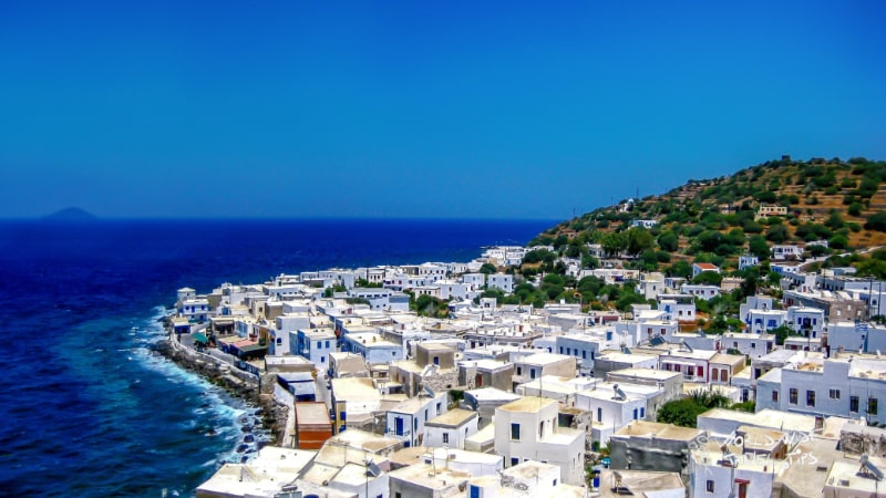 Nisyros Island Greece Greek IIslands
